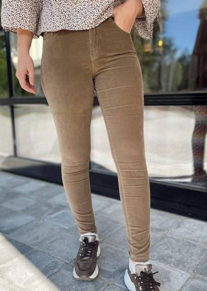 Bilde av LOIS - Celia Cropped Pants 34