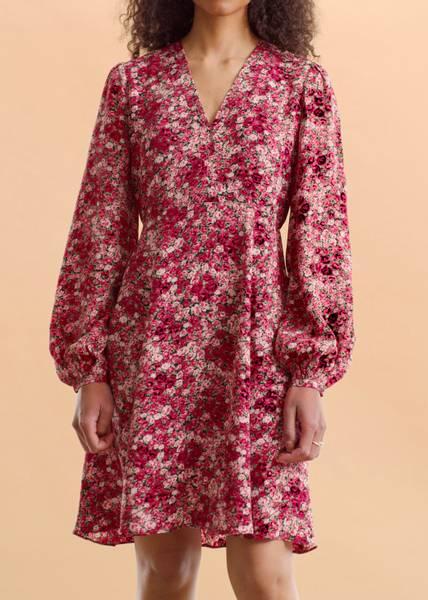 Bilde av BYTIMO - Autumn 50s Dress